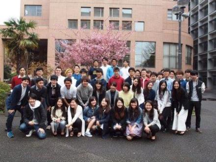 Keio students